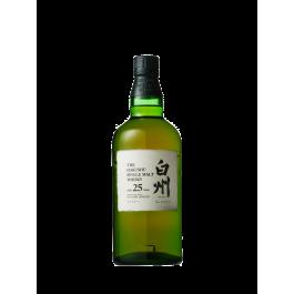 """Whisky Suntory """"Hakushu 25 ans"""""""
