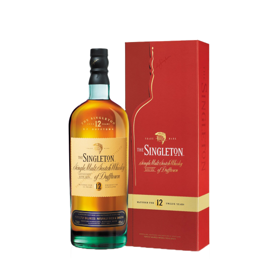 The Singleton of Dufftown  12 ans