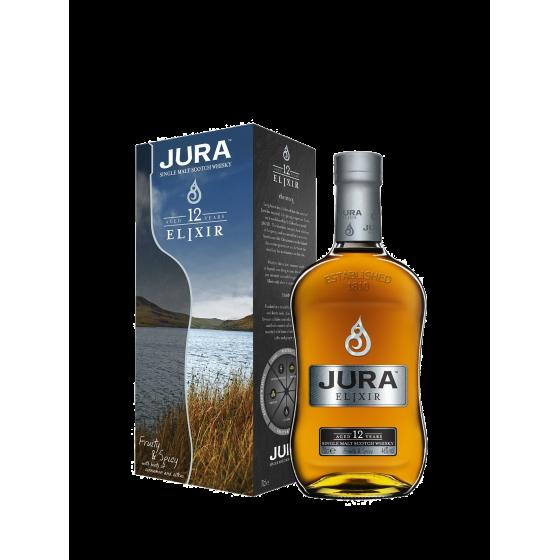 Distillerie ISLE OF JURA / Elixir / 12ans