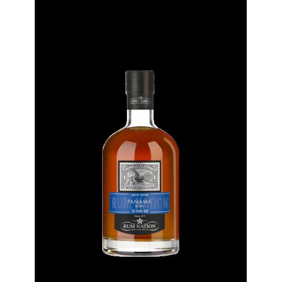 "Rum Nation ""Panama 10ans"""