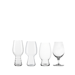 "Spiegelau Craft Beer Glasses ""Tasting"" Set 4 verres"