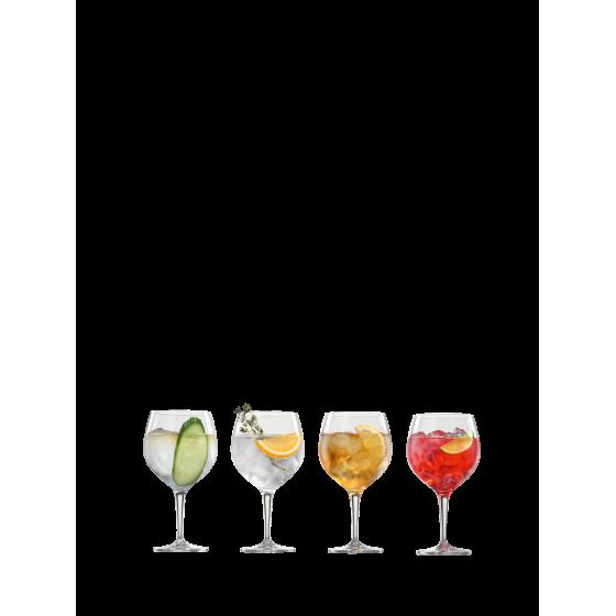 "Spiegelau Cocktail Glasses ""Gin & Tonic"" Set 4 verres"