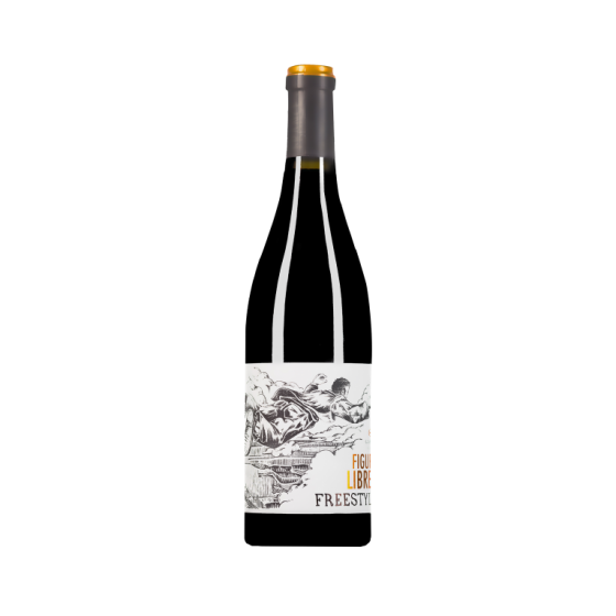 """Domaine Gayda """"Freestyle Figure Libre"""" Rouge 2016"""