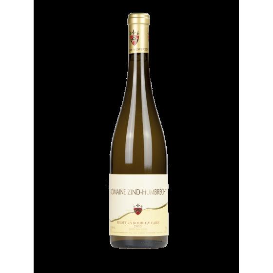"Zind Humbrecht ""Roche Calcaire"" Blanc Sec 2015"