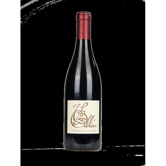"""Les Vignes Oubliées """"Terrasses du Larzac"""" Rouge 2016"""