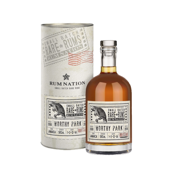 "Rhum Nation ""Worthy Park"" 2006"
