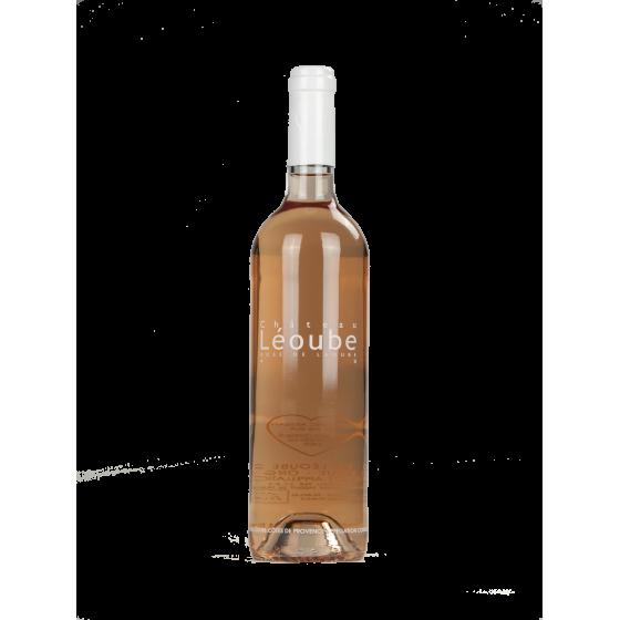 """Château Léoube """"Côtes de Provence"""" Rosé Magnum 2017"""