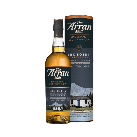 """Whisky The Arran """"The Bothy"""" Quarter Cask Of"""