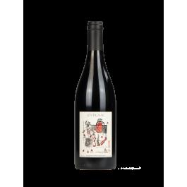 """Château Lestignac """"Le rouge et le noir"""" Rouge 2016"""