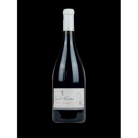 """Domaine Saint Nicolas """"Cuvée Jacques"""" Rouge 2014"""