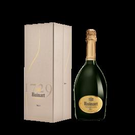 Coffret cadeau Champagne 'R' de Ruinart