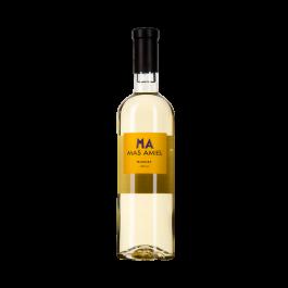"""Mas Amiel  """"Muscat """" Blanc Doux 2015"""