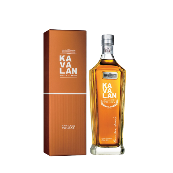 "Whisky Kavalan ""Classic Single Malt Of """