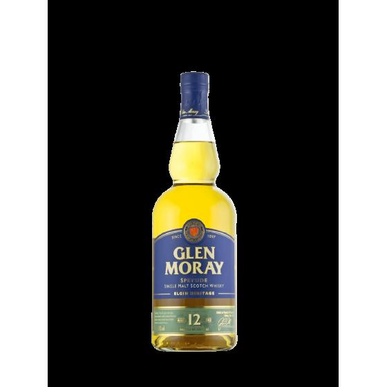 GLEN MORAY whisky 12 ans