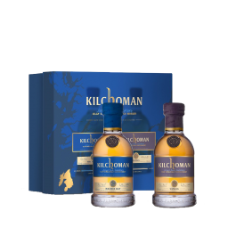 """Whisky Kilchoman """"Coffret 2x20cl Machir Bay&Sanaig"""""""