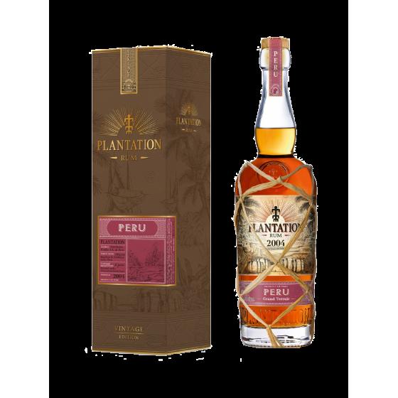 """Plantation Rum """"Pérou 2004"""""""