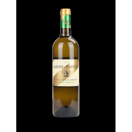 Château Lagrave Martillac Blanc 2017