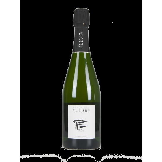 "Champagne Fleury ""Fleur Europe"" Brut Nature"