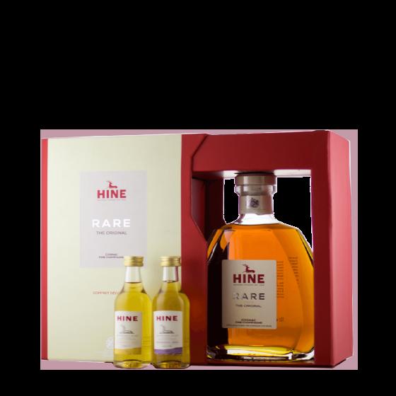 """Cognac HINE Rare VSOP """"Coffret découverte"""""""