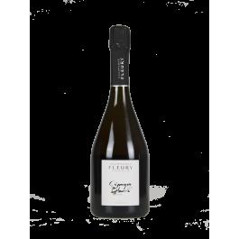 """Champagne Fleury """"Cépages Blancs"""" 2009  Extra Brut"""
