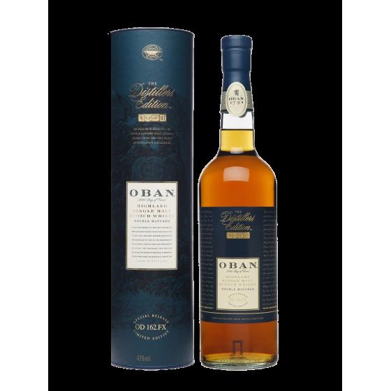 "Distillerie OBAN ""Distillers Edition"" Whisky"