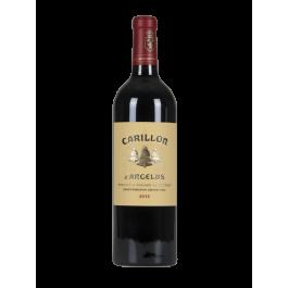 """Le Carillon d'Angelus """"Le second vin du Château Angelus""""  Rouge 2015"""