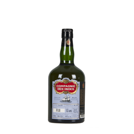 Rhum Compagnie des Indes Fiji South Pacific 13ans