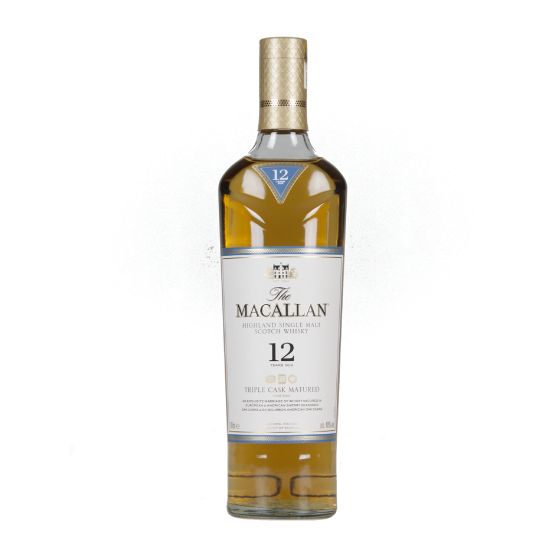 """The Macallan """"12ans"""" Triple Cask Matured Whisky"""