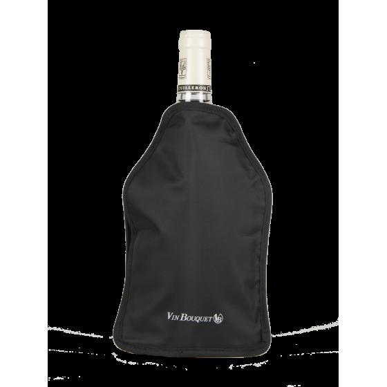 Housse rafraîchissante Champagne Noir