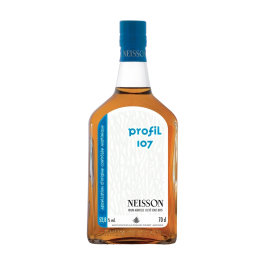 "Rhum Neisson ""Profil 107 Of""  Martinique"