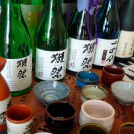 Découverte du Saké