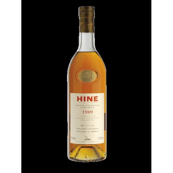 Cognac HINE 1989