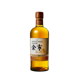 "Whisky Yoichi  ""Bourbon Wood Finish Of"""