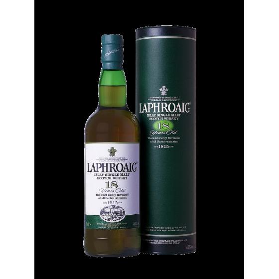 Whisky LAPHROAIG 18 ans d'âge