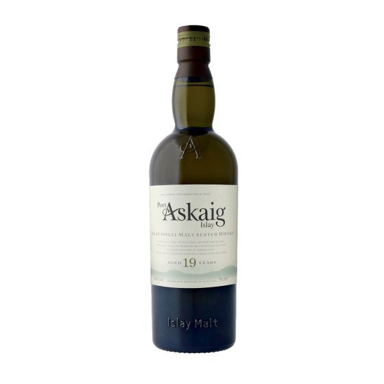 "Whisky Port Askaig ""19 Ans"""