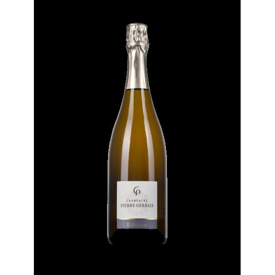 Champagne Pierre Gerbais l'Audace brut