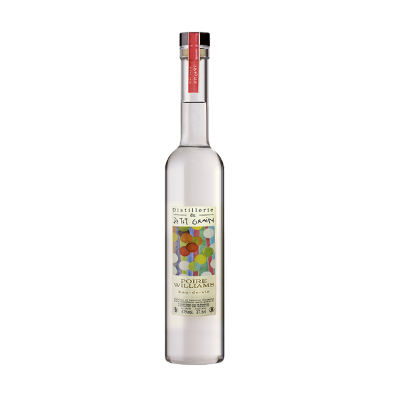 Distillerie du Petit Grain Poire 37,5cl