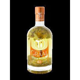 "Rhum De Ced ""Ti  Graal - Citron Passion"" Rhum arrangé"