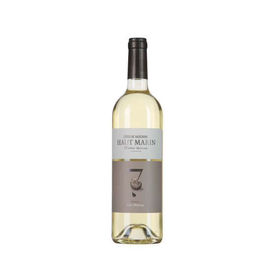 """Haut Marin """" N°7 - Venus"""" Blanc doux 2018"""