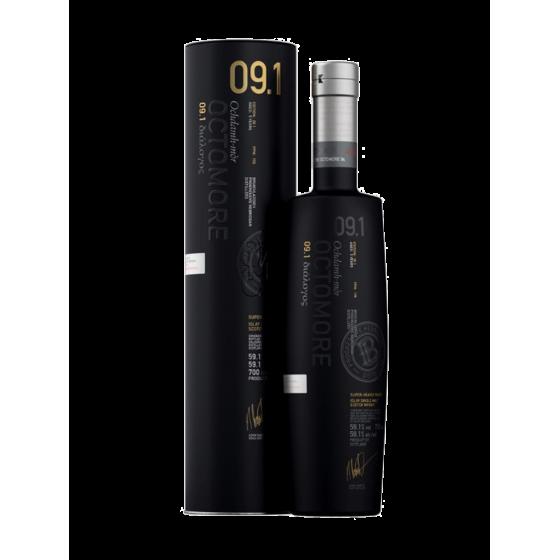 "Whisky BRUICHLADDICH ""Octomore 09.1"""