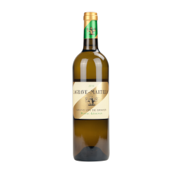 Château Lagrave Martillac Blanc 2018