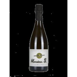 """Monsieur S """"Blanquette de Limoux"""" Blanc Pétillant 2017"""