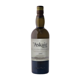 "Whisky Port Askaig ""21 ans - 1997"""