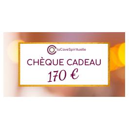 Chèque Cadeau 170 €
