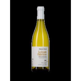 """Domaine Emmanuel Giboulot """"La Grande Chatelaine"""" Blanc sec 2018"""