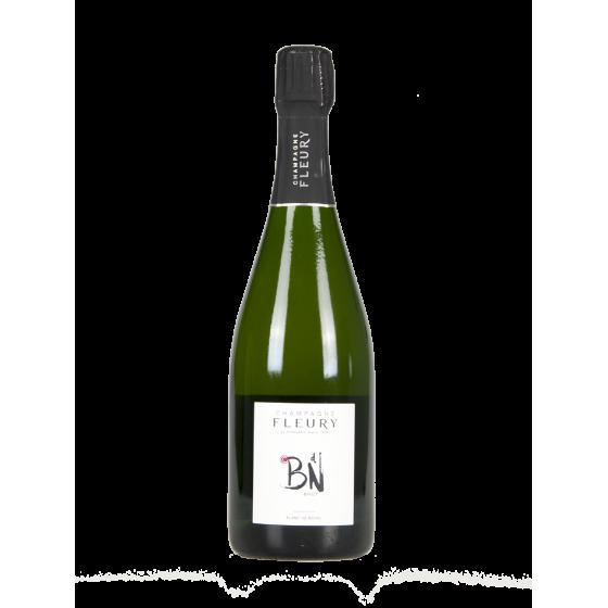 """Champagne Fleury """"Blanc de Noirs"""" Magnum Brut"""