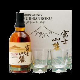 Whisky Kirin Fuji Sanroku Coffret