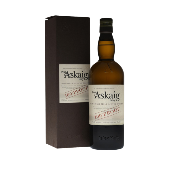 "Whisky Port Askaig ""100 % Proof"""