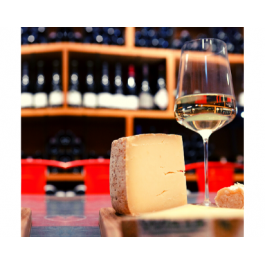Vins Blancs et Fromages