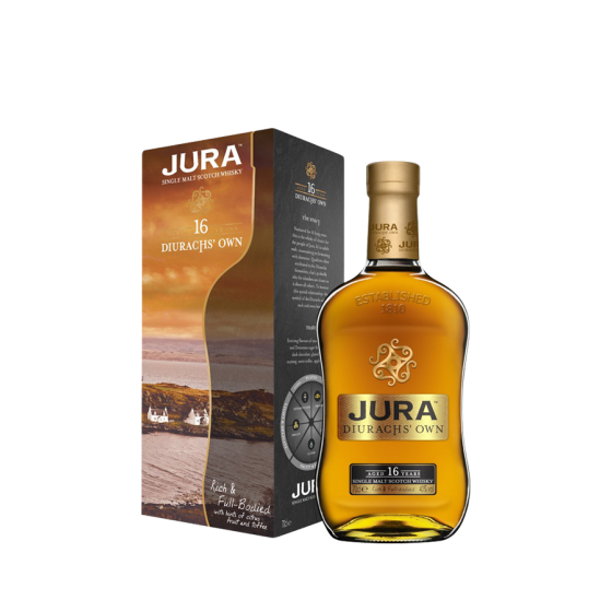 "Whisky Isle of Jura ""16 ans"""